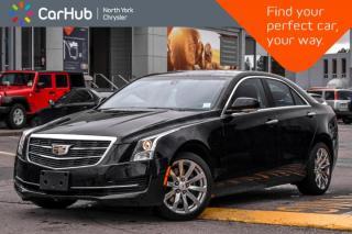 Used 2018 Cadillac ATS Luxury AWD|BOSE|Sunroof|Nav|R_Start|Heat Frnt.Seats|17