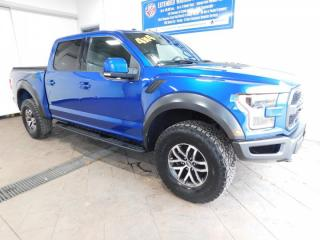 Used 2017 Ford F-150 Raptor LEATHER NAVI SUNROOF for sale in Listowel, ON