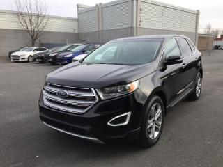 Used 2017 Ford Edge 4 portes Titanium, Traction intégrale/GA for sale in Drummondville, QC