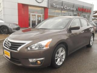 Used 2013 Nissan Altima 2.5 SV for sale in Peterborough, ON