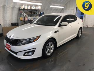 Used 2014 Kia Optima LX * Heated front seats * Hands free steering wheel Control * Automatic/Manual mode * Economy mode *Phone connect * Voice recognition * Keyless entry for sale in Cambridge, ON
