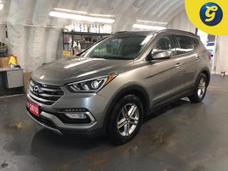 Used 2018 Hyundai Santa Fe Premiuim * AWD * Panoramic Sunroof * Reverse camera *  Leather * Heated front seats/steering wheel * Heated rear seats * Blind spot assist * Downhill for sale in Cambridge, ON