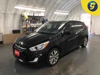 Used 2017 Hyundai Accent SE *  Sunroof * Heated front seats * Hands free steering wheel * Phone connect * Voice recognition * Keyless entry * Climate control * Cruise control for sale in Cambridge, ON