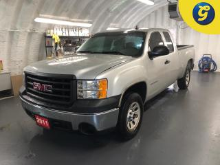 Used 2011 GMC Sierra 1500 Ext. Cab * 2WD * Bed liner * Fender flares * On Star* Trip computer * Climate control * Cruise control * Traction control * Auto headlight * for sale in Cambridge, ON