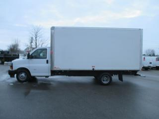 Used 2018 GMC Savana 3500 16 FT.TRANSIT FRP BODY for sale in London, ON