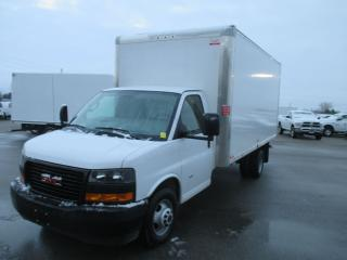 Used 2018 GMC Savana 3500 16 FT.TRANSIT FRP. BODY. for sale in London, ON