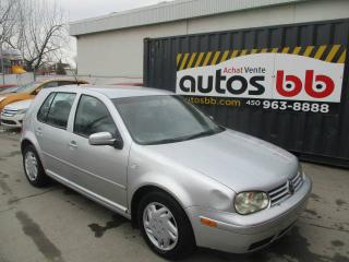 Used 2006 Volkswagen Golf for sale in Laval, QC
