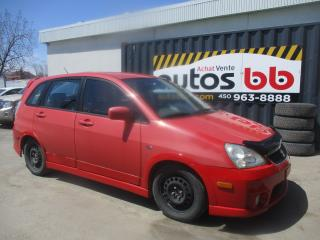 Used 2005 Suzuki Aerio ( AUTOMATIQUE - ROULE COMME NEUF ) for sale in Laval, QC