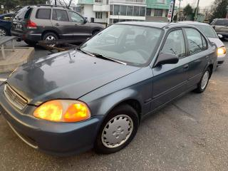 Used 1997 Honda Civic for sale in Sorel-Tracy, QC