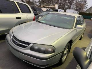 Used 2000 Chevrolet Impala Berline LS 4 portes for sale in Sorel-Tracy, QC