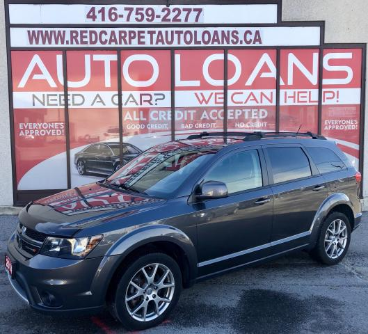 2014 Dodge Journey R/T Rallye R/T-ALL CREDIT ACCEPTED