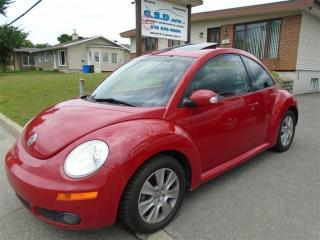 Used 2010 Volkswagen New Beetle 2.5L Comfortline for sale in Ancienne Lorette, QC