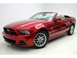 Used 2013 Ford Mustang Convertible for sale in St-Hubert, QC