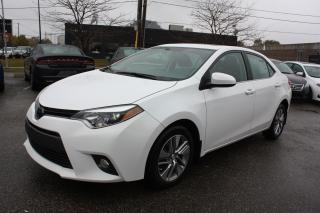 Used 2015 Toyota Corolla LE ECO Upgrade Pkg |LEATHER|SUNROOF|NAVI|PUSHSTART for sale in Toronto, ON