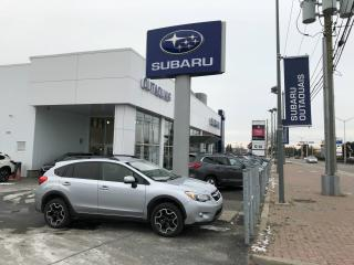 Used 2014 Subaru XV Crosstrek 2.0i manuelle Touring for sale in Gatineau, QC
