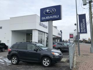 Used 2016 Subaru Forester 2.5i groupe CONVENIENCE for sale in Gatineau, QC