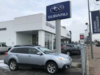 Used 2014 Subaru Outback 2.5i Touring CVT for sale in Gatineau, QC