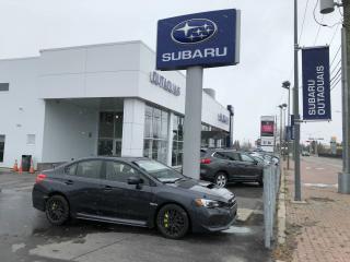 Used 2018 Subaru Impreza WRX WRX/STI for sale in Gatineau, QC
