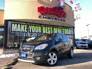 Used 2015 Buick Encore for sale in Toronto, ON
