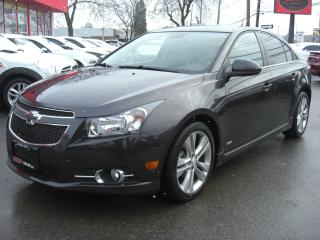 Used 2014 Chevrolet Cruze 2LT RS for sale in London, ON