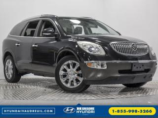 Used 2010 Buick Enclave CXL2 AWD CUIR MAGS for sale in Vaudreuil-Dorion, QC