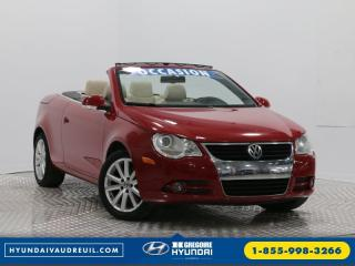 Used 2008 Volkswagen Eos LUX BLUETOOTH CUIR for sale in Vaudreuil-Dorion, QC