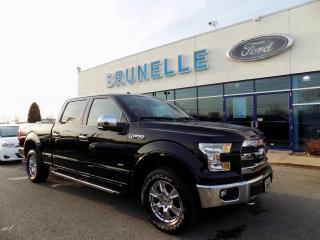Used 2016 Ford F-150 Lariat 3,5L Toit ouvrant, FX4 for sale in St-Eustache, QC