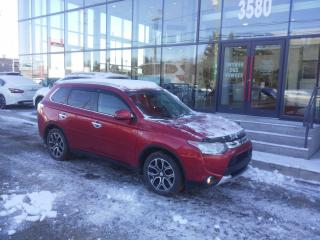Used 2015 Mitsubishi Outlander GT AWC N49 *TOIT-CUIR-CAMÉRA* for sale in Lévis, QC