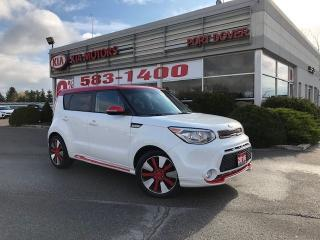Used 2016 Kia Soul SX| Heated Seats | Leather | Back Up Camera for sale in Port Dover, ON