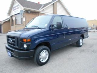 Used 2012 Ford E-150 Extended Cargo Van Loaded Certified ONLY 24,000KMs for sale in Etobicoke, ON