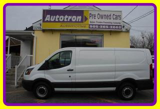 Used 2016 Ford Transit T150, 1/2 Ton Cargo Van, Loaded for sale in Woodbridge, ON