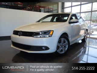 Used 2014 Volkswagen Jetta COMFORTLINE|TDI|TOIT OUVRANT|BLUETOOTH| for sale in Montréal, QC