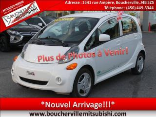 Used 2012 Mitsubishi i-MiEV A/C for sale in Boucherville, QC