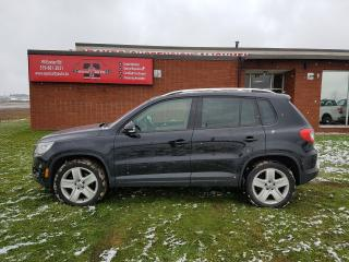 Used 2011 Volkswagen Tiguan Highline for sale in London, ON