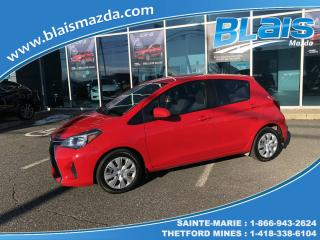 Used 2015 Toyota Yaris Hayon 5 portes,  LE for sale in Ste-Marie, QC