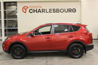 Used 2014 Toyota RAV4 LIMITED  for sale in Québec, QC
