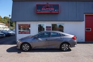 Used 2018 Honda Civic SE for sale in Lévis, QC
