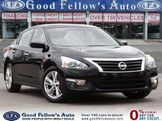 Used 2015 Nissan Altima SV MODEL, POWER DRIVER SEAT, SUNROOF, NAVIGATION for sale in Toronto, ON