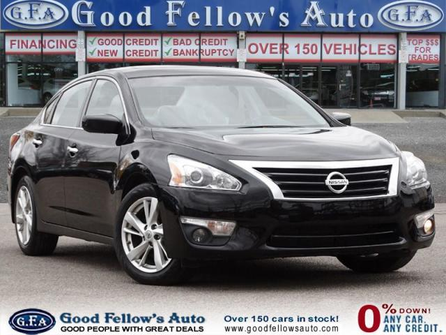 2015 Nissan Altima SV MODEL, POWER DRIVER SEAT, SUNROOF, NAVIGATION