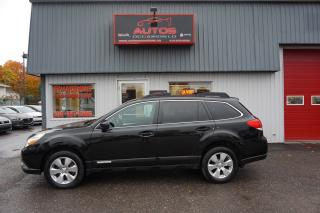 Used 2011 Subaru Outback 3.6R Touring for sale in Lévis, QC