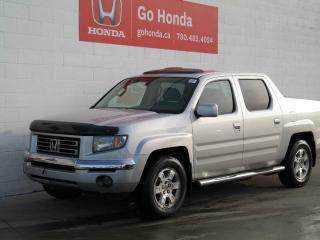 Used 2008 Honda Ridgeline EXL for sale in Edmonton, AB