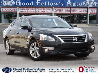 Used 2015 Nissan Altima SL MODEL, LEATHER SEATS, SUNROOF, NAVIGATION for sale in Toronto, ON