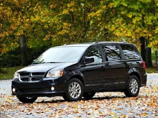 Used 2017 Dodge Grand Caravan Crew for sale in Aurora, ON
