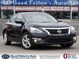Used 2014 Nissan Altima SV MODEL, POWER DRIVER SEAT, SUNROOF, HEATED SEATS for sale in Toronto, ON