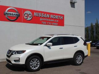 Used 2019 Nissan Rogue SV/AWD/PANO ROOF/HEATED SEATS for sale in Edmonton, AB