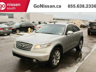 Used 2003 Infiniti FX35 w/Options, MUST SEE AMAZING SHAPE, BRAND NEW TIRES for sale in Edmonton, AB