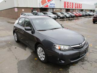 Used 2010 Subaru Impreza 2.5i~MANUAL~CERTIFIED for sale in Toronto, ON