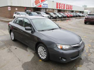 Used 2011 Subaru Impreza 2.5i~HEATED SEATS~SUNROOF~CERTIFIED for sale in Toronto, ON