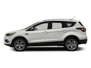 Used 2017 Ford Escape SE - SUNROOF - BLUETOOTH for sale in Aurora, ON