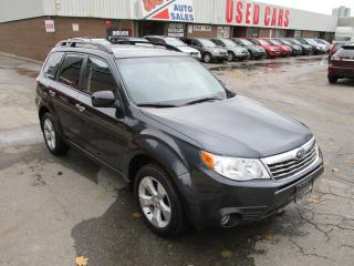 Used 2010 Subaru Forester X~SPORTTECH~NAVI.~SUNROOF~ for sale in Toronto, ON